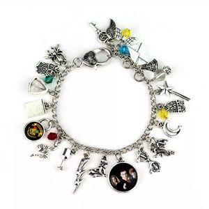 New Harry Potter Charm Bracelet
